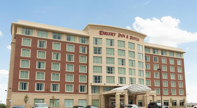 Drury Inn & Suites Grand Rapids - Grand Rapids - Building