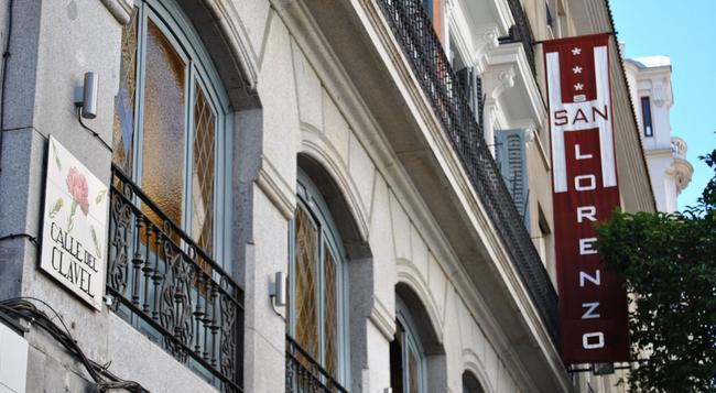 H. San Lorenzo - Madrid - Building