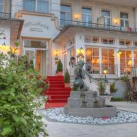 Seetelhotel Hotel Esplanade Außenansicht