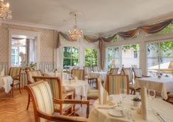 Seetelhotel Hotel Esplanade - Heringsdorf - Restoran