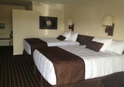 Lewis & Clark Motel Bozeman - Bozeman - Kamar Tidur