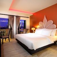 Chillax Resort Guestroom