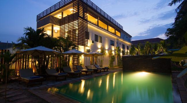 Mudra Angkor Boutique Hotel - Siem Reap - Building