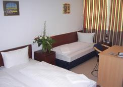 Hotel Arrival - Berlin - Kamar Tidur