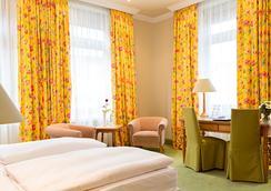 Central-Hotel Kaiserhof - Hannover - Kamar Tidur