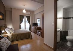 Ambrosia Suites & Aparts - Athena - Kamar Tidur