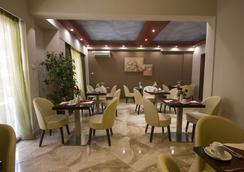 Ambrosia Suites & Aparts - Athena - Restoran