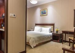 Golden River View Hotel - Shanghai - Kamar Tidur