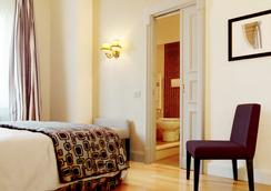 Hotel Cortina - Roma - Kamar Tidur