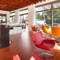 Pestana Berlin Tiergarten Hotel Lounge