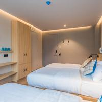 Urban Lodge Hotel Guestroom