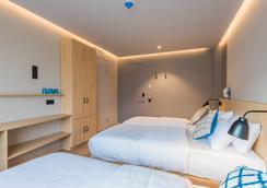 Urban Lodge Hotel - Amsterdam - Kamar Tidur