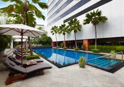 JW Marriott Hotel Bangkok - Bangkok - Kolam