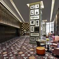 JW Marriott Hotel Bangkok Lobby Sitting Area