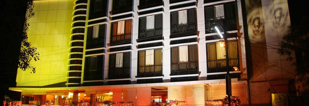 Hotel Apex Intercontinental - Jaipur - Building