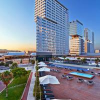 Hilton Diagonal Mar Barcelona Exterior