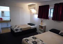 Siesta Villa Motor Inn - Gladstone - Kamar Tidur