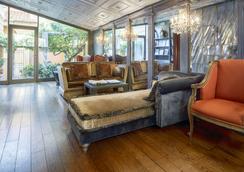 Hotel Sant'anselmo - Roma - Lounge