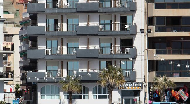 Hotel Bilbaino - Benidorm - Building