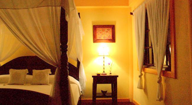 Dolphin Bay Hideaway - Bocas del Toro - Bedroom
