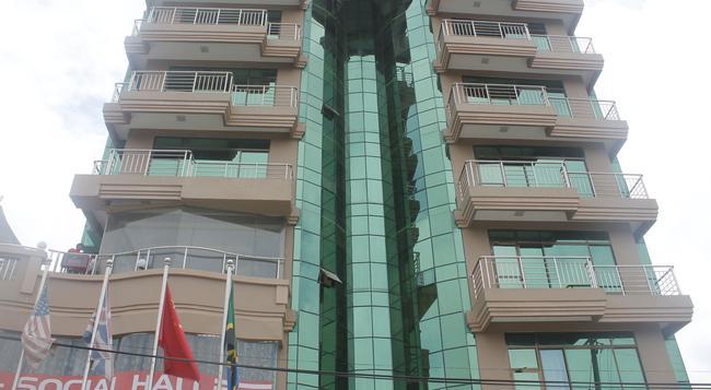 King D Hotel - Dar Es Salaam - Outdoor view