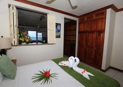 Mayan Princess Hotel - San Pedro Town - Kamar Tidur