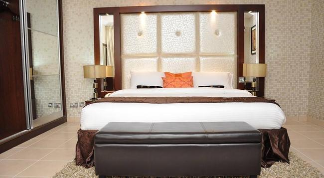 Palazzo Dumont Hotel - Lagos - Bedroom