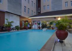 Palazzo Dumont Hotel - Lagos - Kolam