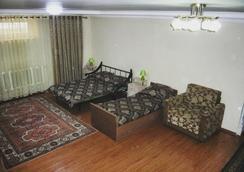 The Zhibek-Zholu Guest House - Bishkek - Kamar Tidur