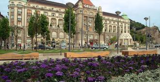 Danubius Hotel Gellert - Budapest - Bangunan