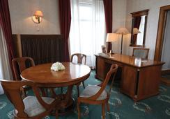 Danubius Hotel Gellert - Budapest - Kamar Tidur