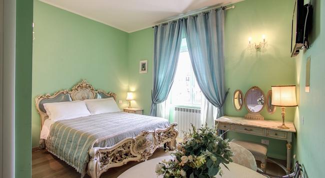 Residenza Dei Principi - Rome - Bedroom