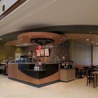 San Antonio Marriott Rivercenter Coffee Shop
