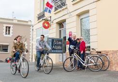 Hotel Les Alizes - Dinard - Lobi