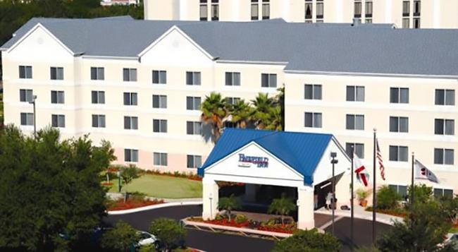Fairfield Inn by Marriott Orlando Airport - Orlando - Building