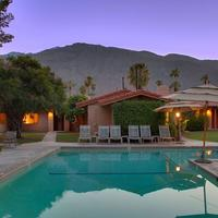 Warm Sands Villa- A Gay Men's Clothing Optional Resort Pool and Mountains View