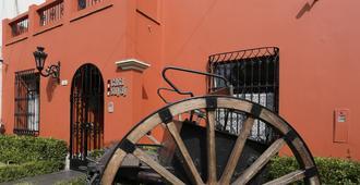 Casa Suyay - Lima - Bangunan