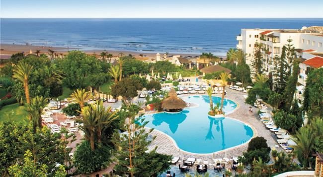 Riu Tikida Beach - Adults Only - Agadir - Pool