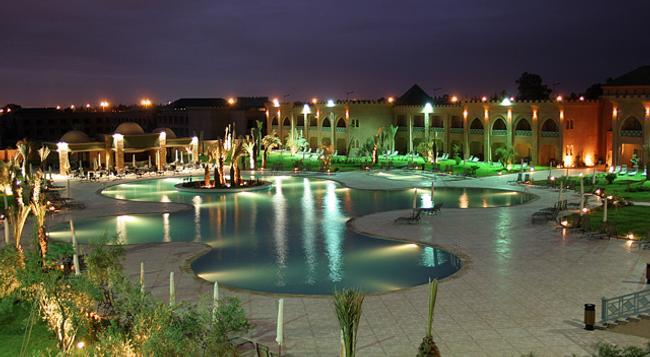 Mogador Palace Agdal & Spa - Marrakesh - Building