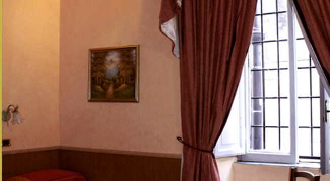 Cesare Balbo Inn - Rome - Bedroom
