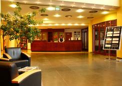H4 Hotel Kassel - Kassel - Lobi