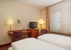 H+ Hotel Mannheim - Mannheim - Kamar Tidur