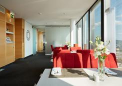 Hyperion Hotel Basel - Basel - Lounge