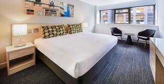 Travelodge Hotel Sydney Wynyard - Sydney - Kamar Tidur