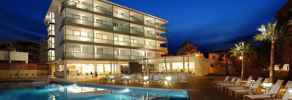 Aimia Hotel - Port de Sóller - Building