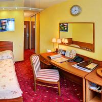 Yuzhniy Hotel одноместный Стандартный номер