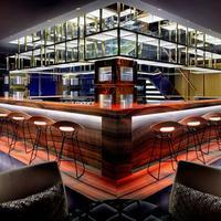 JW Marriott Marquis Hotel Dubai Bar/Lounge