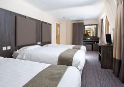 Hotel Lily - London - Kamar Tidur