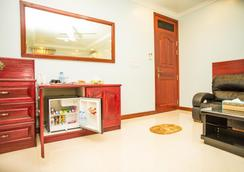 Ondhigo Villa - Addu City - Ruang tamu