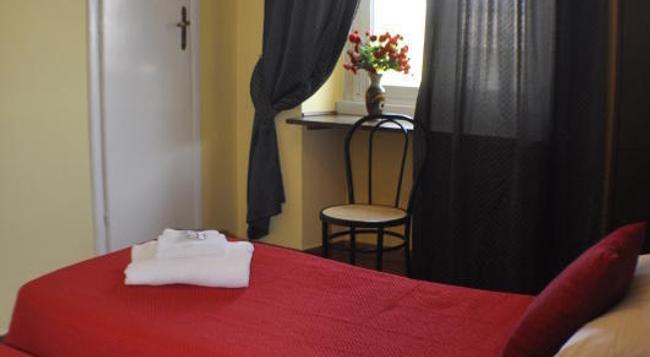 Amico Hotel - Rome - Bedroom